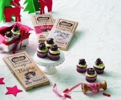 Mini cupcakes de chocolates Nestlé postres