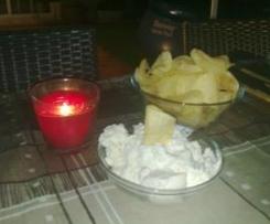 Espuma de cebolla (Onion cream)