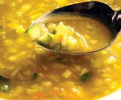 Clon de Sopa minestrone