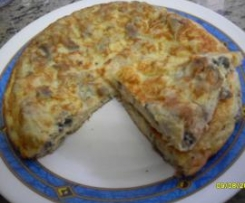 TORTILLA MAR Y CAMPO