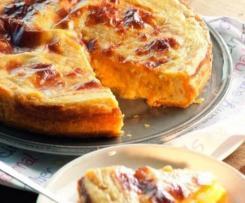 Tortilla con hojaldre