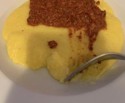 Arina de maíz salada (polenta)
