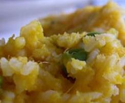 Receta de arroz con carne picada al estilo Libanés