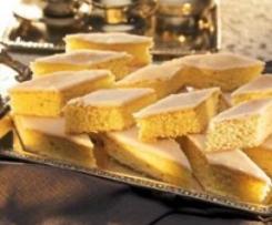 Pastas de te de limón