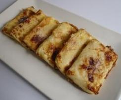 """Leche frita"" ligera al horno (Receta Ligera)"