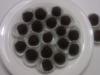 Trufas de chocolate (sin licor)