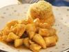 Calamares en salsa con cuscus