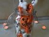 Fantasmítas y Calabazas de Merengue (Para Halloween)