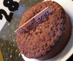 tarta de cumpleaños adaptada por carmen palomo