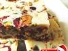 Turrón de Chocolate Blanco con Arándanos y Pistachos