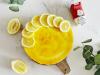 Tarta mousse de limón con Nata Pascual ®