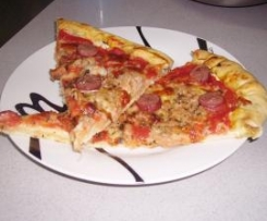 "PIZZA GOURMET ""INMA HERRERA"""