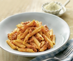 Macarrones con tomate (Esc. de cocina Tmx)