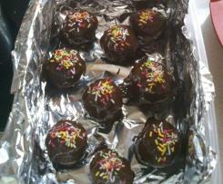 cake pops (sin palo)
