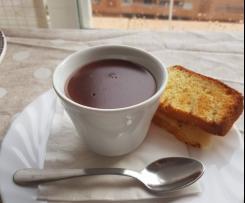 Chocolate a la taza ULTRA-FÁCIL