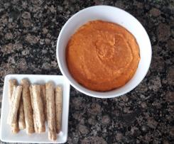 Hummus De Piquillos