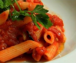 Penne all´arrabiatta