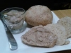 Pan de arroz, mijo y sésamo (vegano)