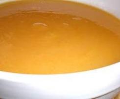Puré de zanahoria y patata