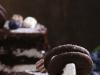 Pastel Helado de Cookies and Cream
