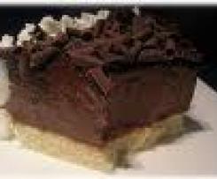 receta correjida  tarta de chocolate   muy muy rica con foto