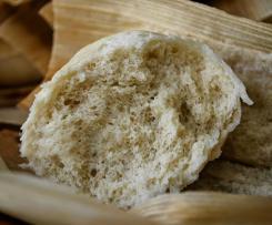 Tamales de Harina de trigo
