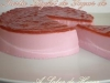 TARTA LIGHT DE YOGUR DE FRESA