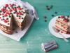 Tarta versátil para celebrar con mantequilla Lurpak ®