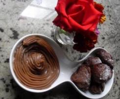 CREMA DE CHOCOLATE Y CAFÉ