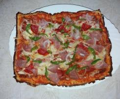 PIZZA DE COLIFLOR