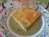 Tortilla de Bacalao con Salsa Verde