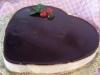 Pastel de Queso y Baileys con gelatina de Café