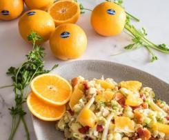 Ensalada campera con naranjas Fontestad ®