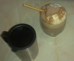 CAFE CAPUCCINO ESPECIAL CON ESPUMA DE LECHE
