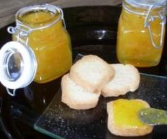 Mermelada naranja mesa