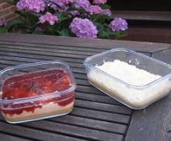 Tarta de queso (Dukan)