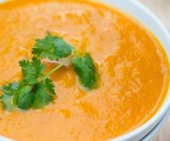 Menú menos 400 cal. 1- Crema de zanahoria al aroma de jengibre  2- Salchicha de pollo