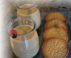 yogurt de galletas maría