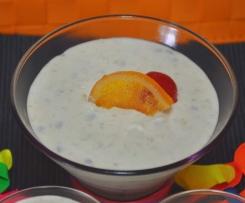 Mousse De Pulpa De Maracuyá Y Mango