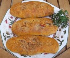 Pan calzone