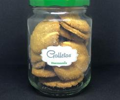 Galletas de arroz sin gluten