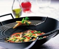 Salsa picante para wok