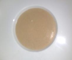 Receta para dos: Crema de hongos con sorpresas del mar