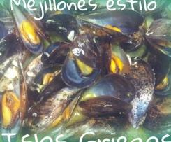 """Mejillones estilo """"Islas Griegas"""""""