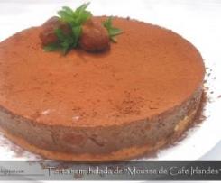 TARTA SEMIHELADA DE MOUSSE DE CAFÉ IRLANDÉS