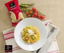 Meloso de pasta con pollo y verduras Gallo ®