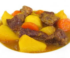 Patatas guisadas con carne