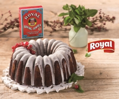 Bundt Cake de chocolate con Royal ®
