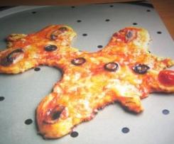 PIZZA (A PARTIR DE DOS AÑOS Y MEDIO)