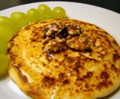 Tortitas de desayuno sin grasa